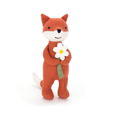 Kettupehmo (Jellycat Mini Messenger Fox)