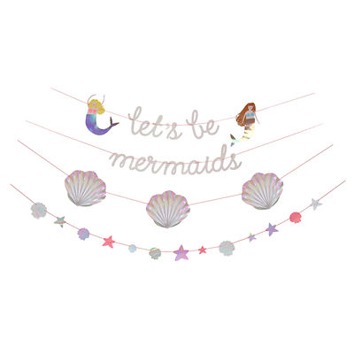 Mermaids- viirinauha